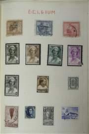 1004: Three stamp albums