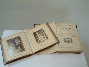 TINDAL (M.A.), THE HISTORY OF ENGLAND,