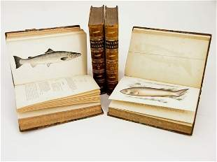 COUCH (J), A HISTORY OF THE FISHES OF THE BRITISH