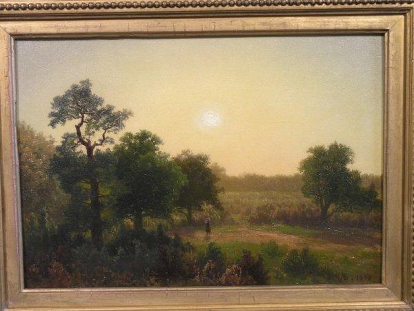 2145: Albert Bierstadt (1830-1902) American/German Fren