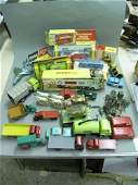 43 Dinky Toys and Britains Garden series