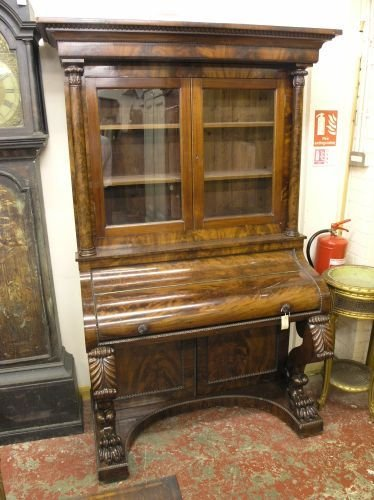866: A converted organ display cabinet