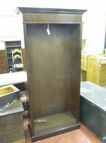 570: Repro bookcase