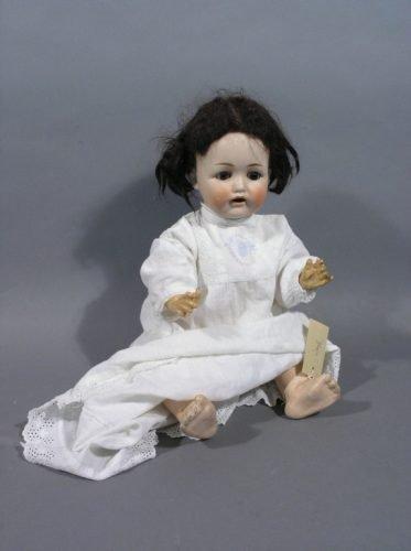 4: A Max Handwerk bisque doll, 'Bebe Elite', 19in. - te