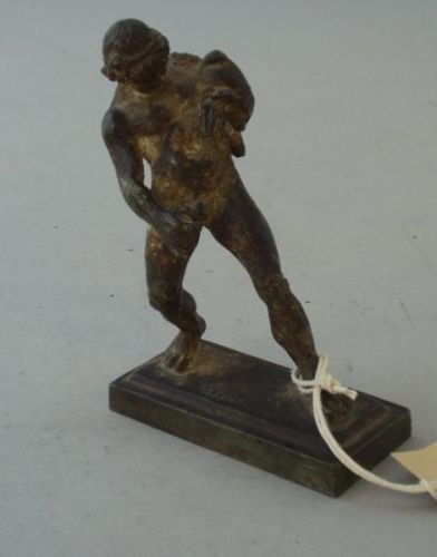 7E: After the Antique - a bronze figure of a faun