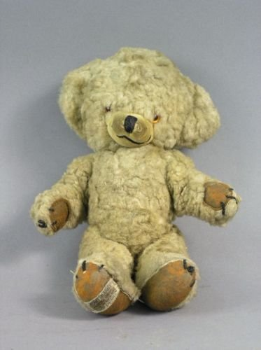 11: A Merrythought 'Cheeky' Teddy bear, 11in.