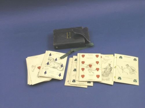 14: An early 19th century card game 'The Court Game of