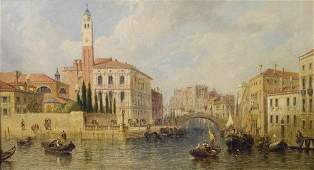 2744 Miss Jane Vivian fl186677 The Grand Canal Ve