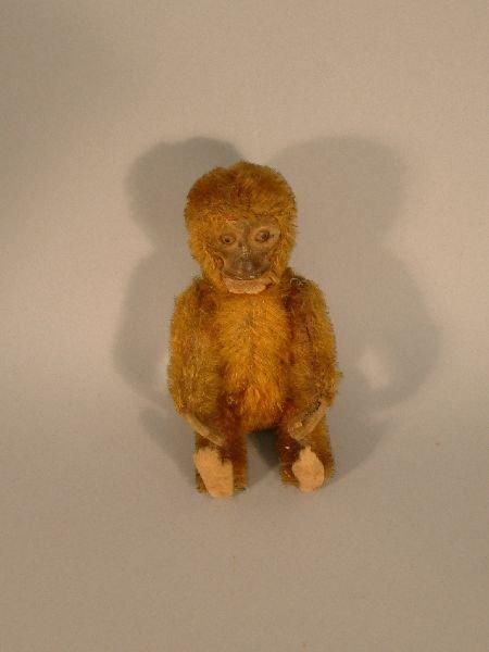 202F: A Schuco 'Picolo series' monkey scent bottle, 4.7
