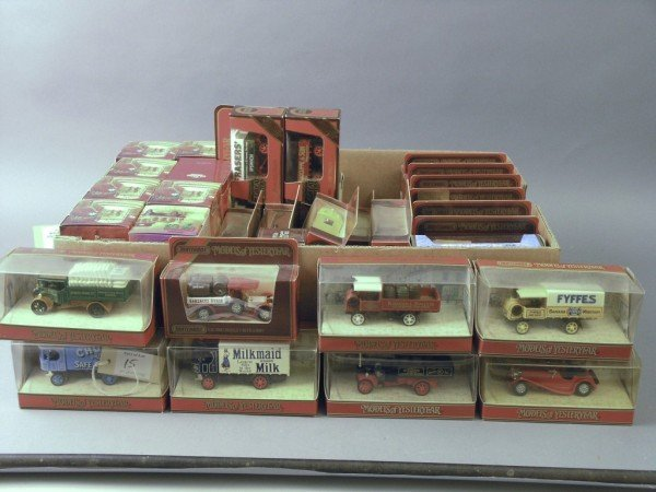 15: Matchbox Models of Yesteryear, good and boxed
