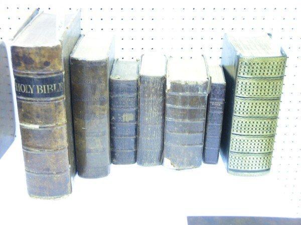 1606: Various English bibles