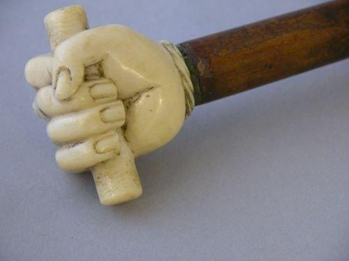 11E: A cane, 19th century