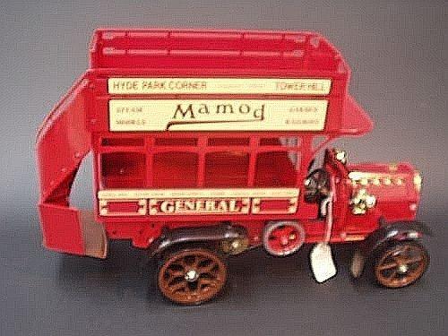 23E: A Mamod live steam horseless carriage