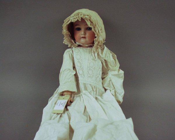 10: A Kammer & Reinhardt / Simon & Halbig bisque doll,