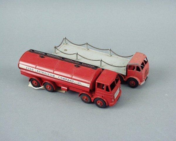 22: Dinky Toys 943 Leyland Octopus Tanker 'Esso',