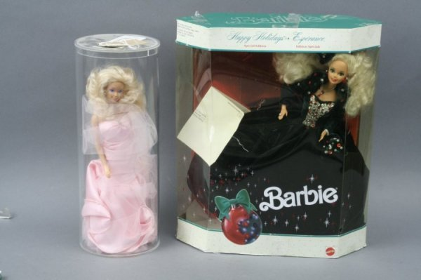7: Mattel Barbie dolls, Special & Limited Editions