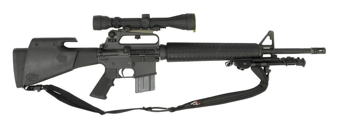 Colt AR 15 A2 HBAR Sporter