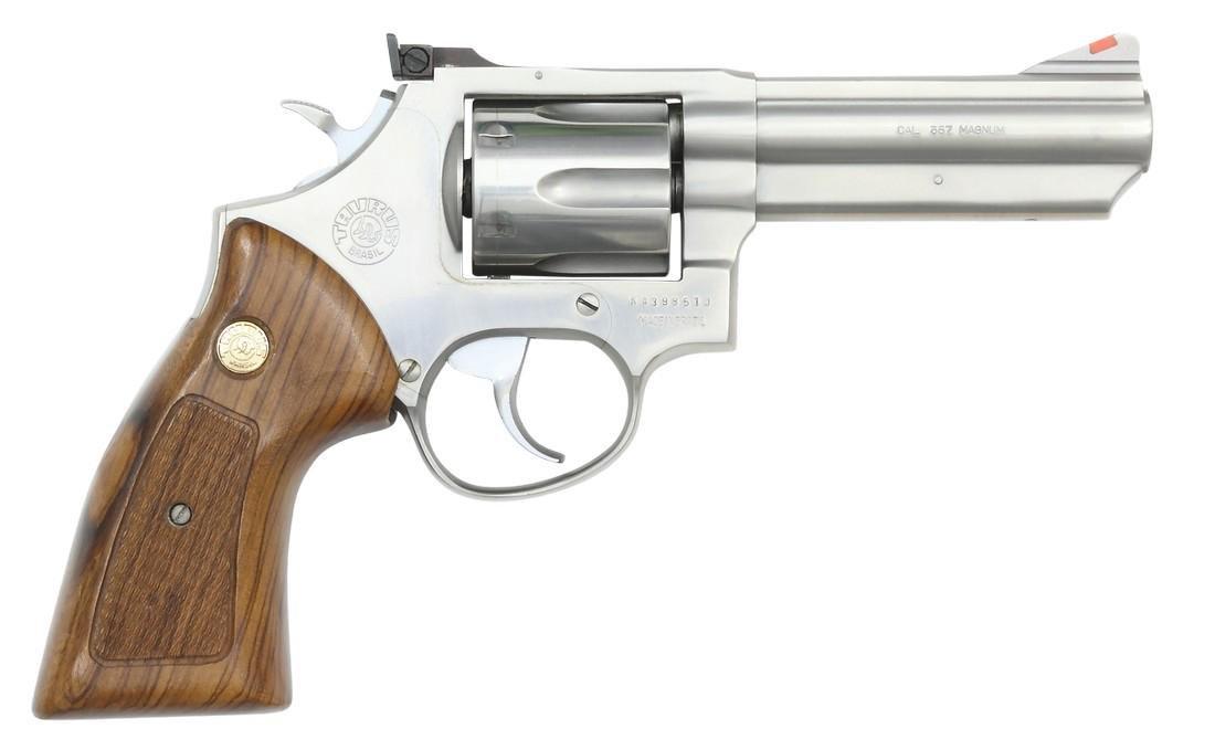 Revolver, Taurus, Kal. .357 Mag., #KA398510