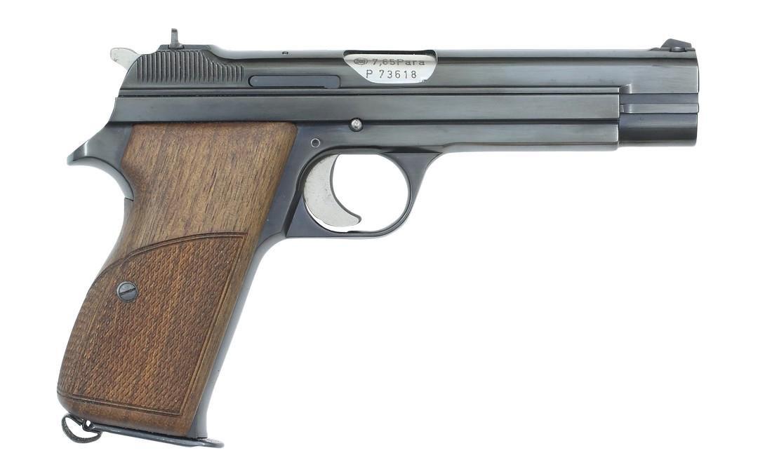 SIG Mod. 210-1, 7.65mm Para