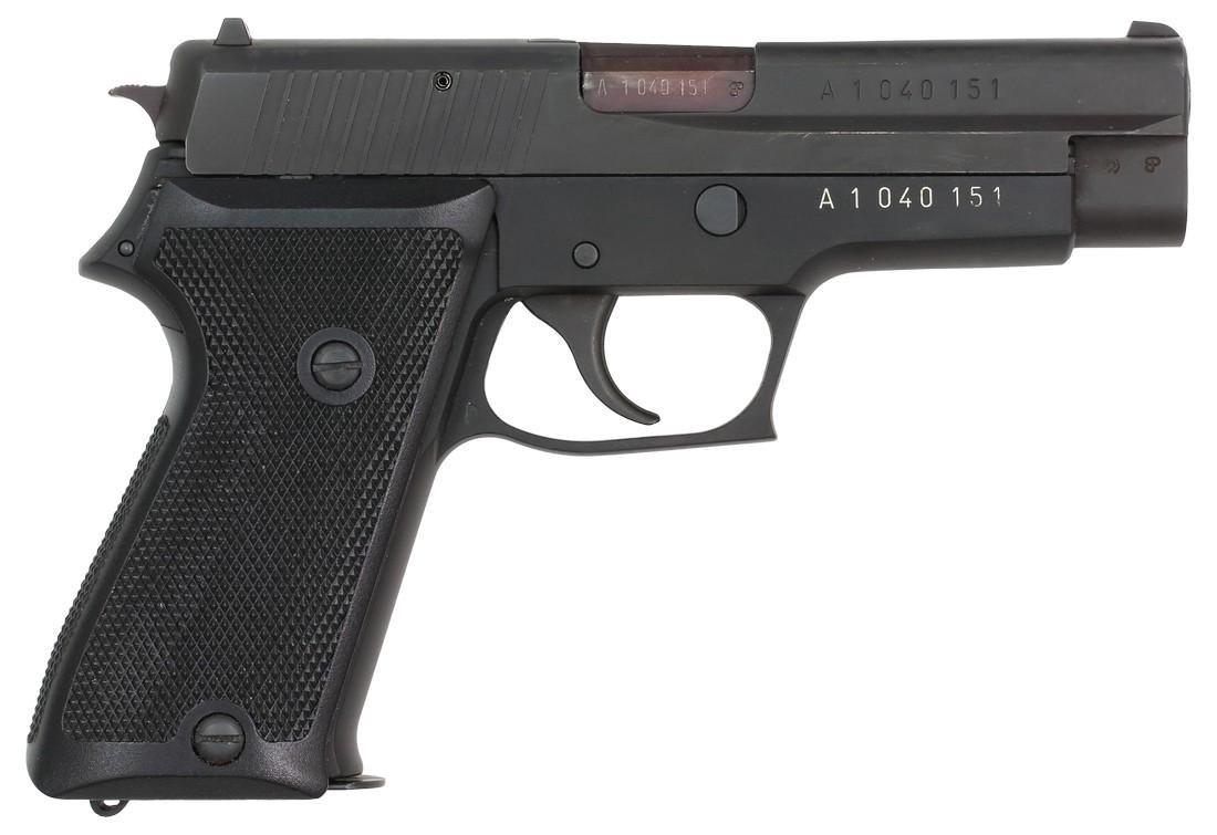 SIG P75, 9mm Para