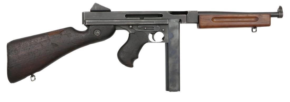 Thompson M1A1, .45ACP