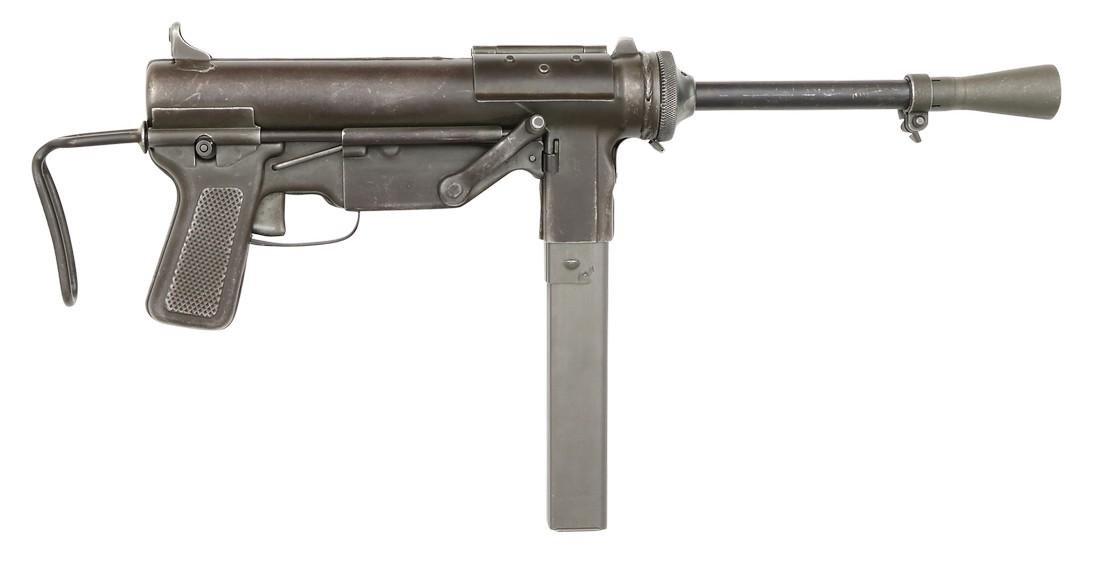 "Springfield, M3 ""Grease Gun"""