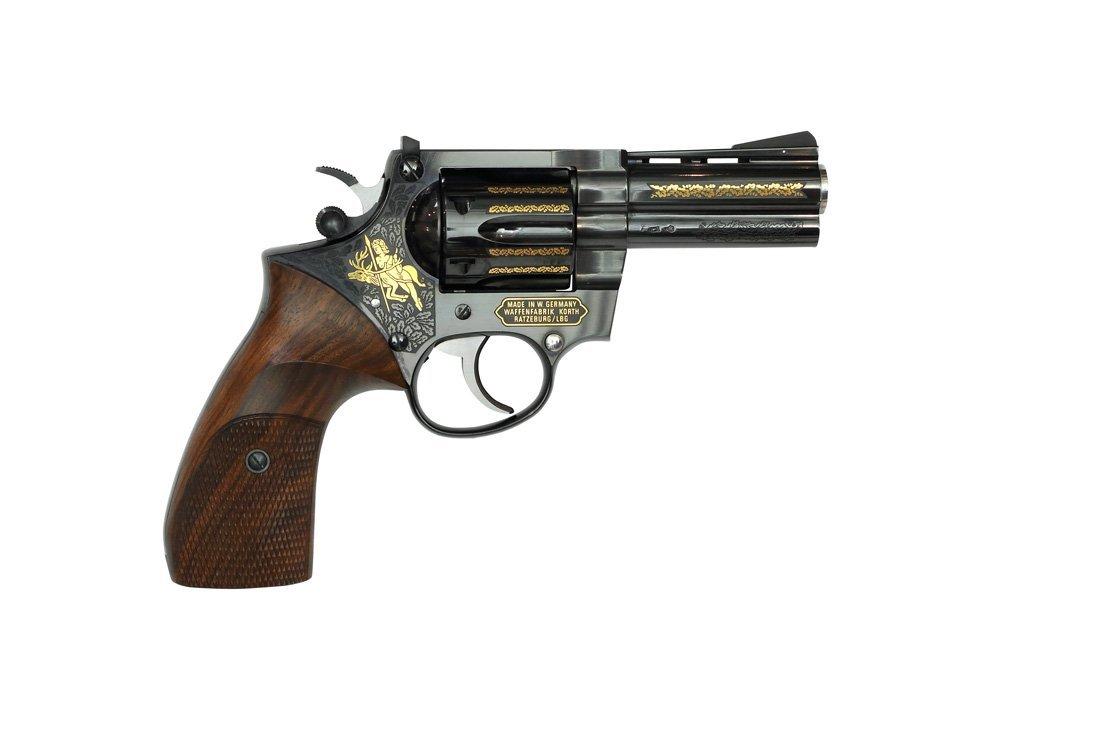 "Korth Revolver: Special Commemorative Edition ""Dianna"""