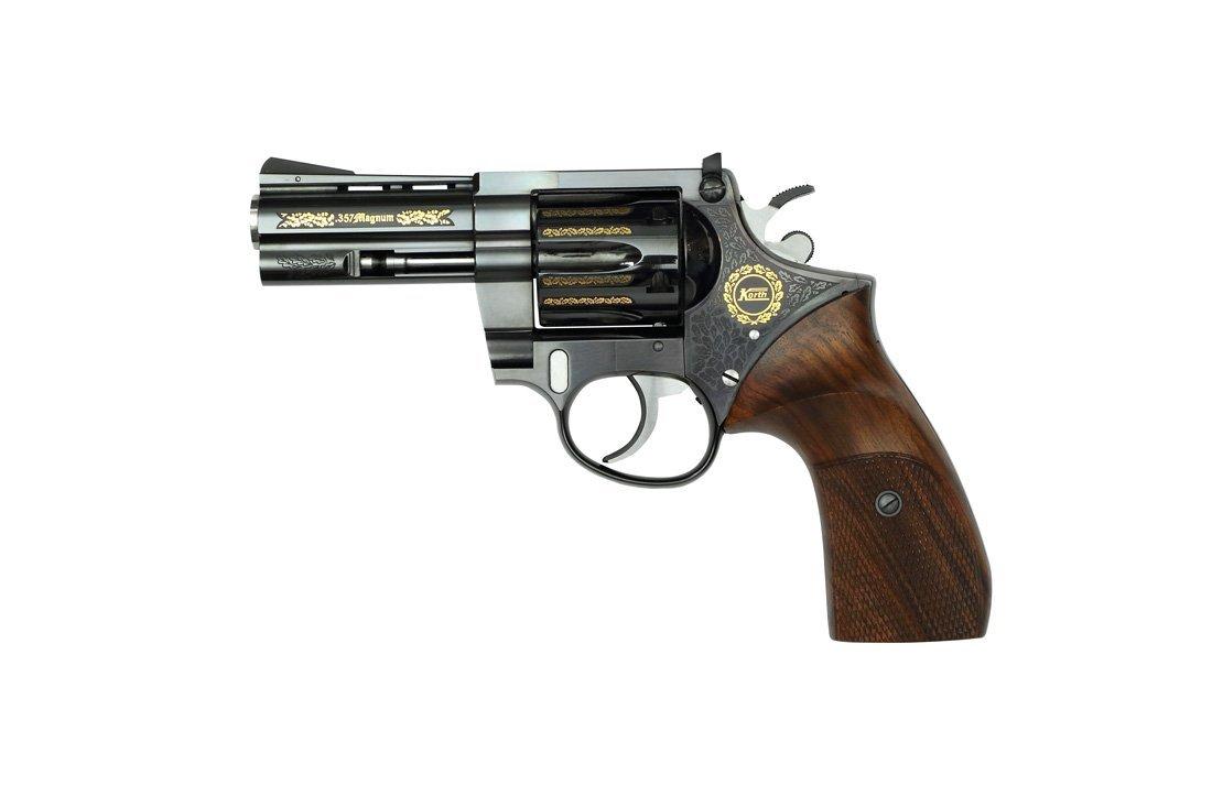 "Korth Revolver: Special Commemorative Edition ""Dianna"" - 2"