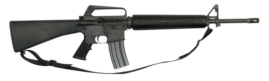 Colt AR15 A2 Sporter 2