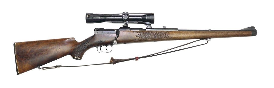 Bolt Action Mauser, Mod 66, 7x64