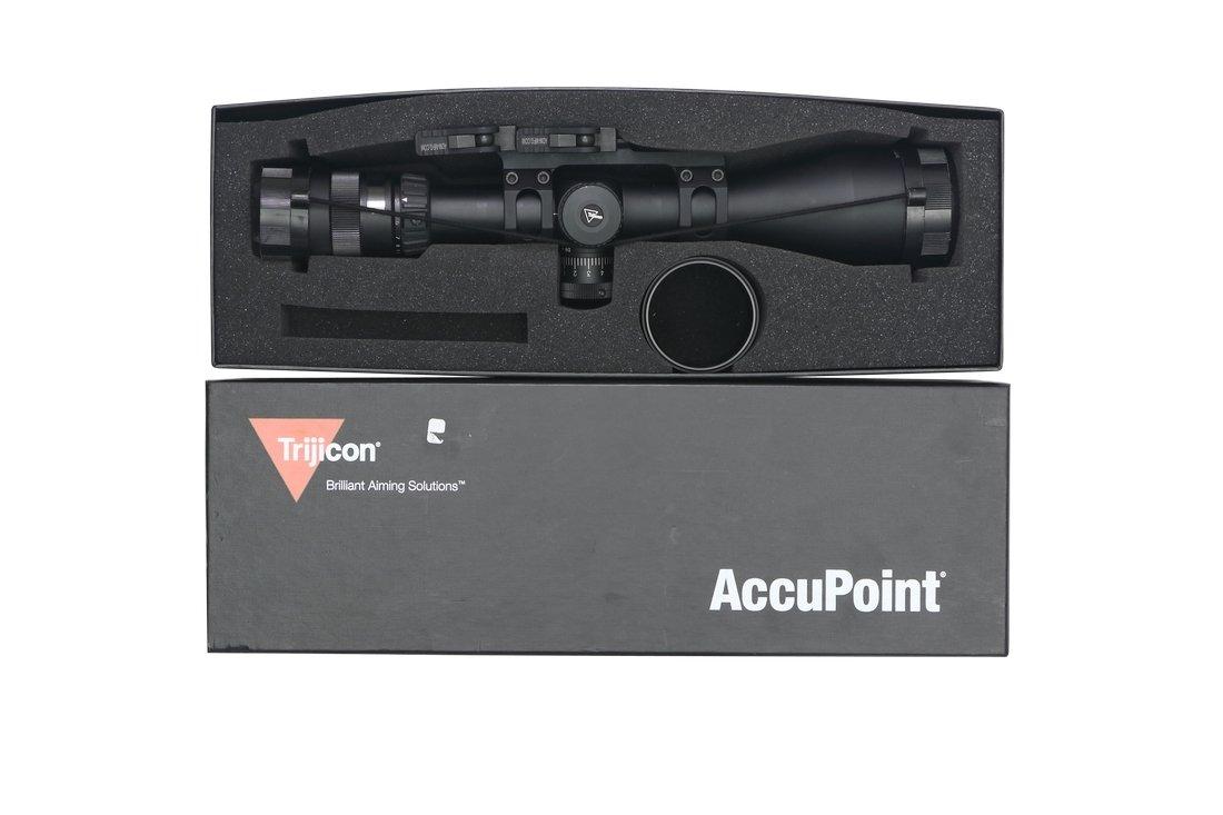 Trijicon Accu Point, 5-20x50 & RD Recon Mount