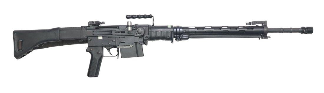 Semi-Auto Sport Rifle, SIG PE57