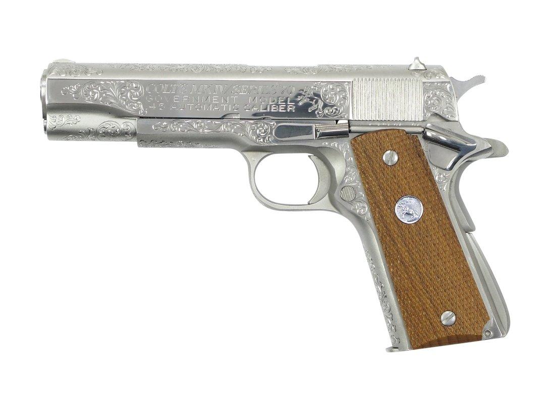 Colt, Mod. 1911, MK4/ Series 70 Government Model