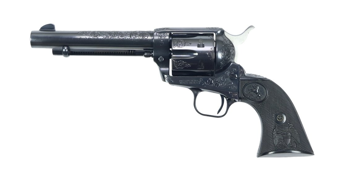 Colt, Single Action Army