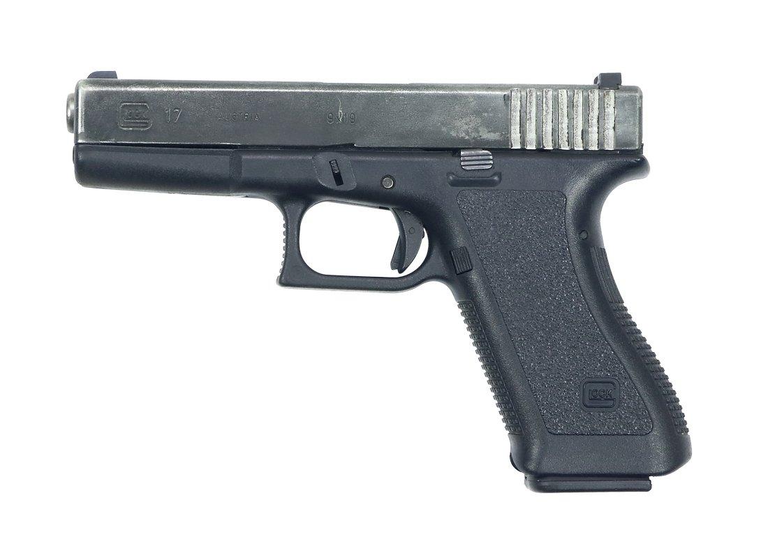 Glock 17, 9mm Para,