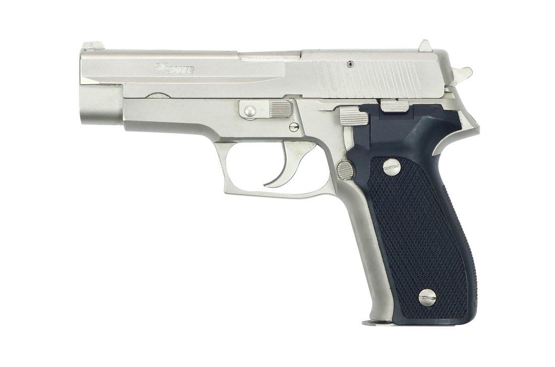 SIG Sauer P226, 9mm Para