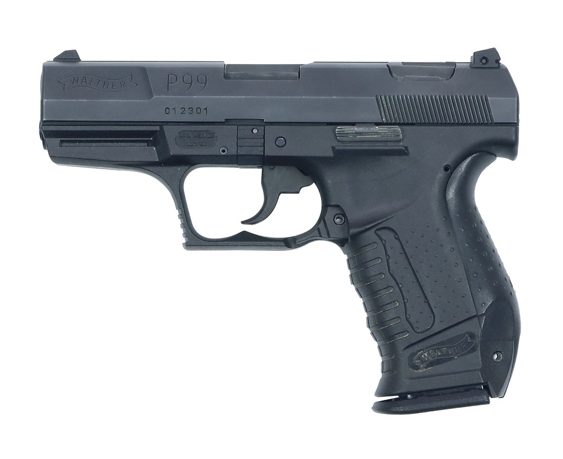 Walther P99, 9mm Para