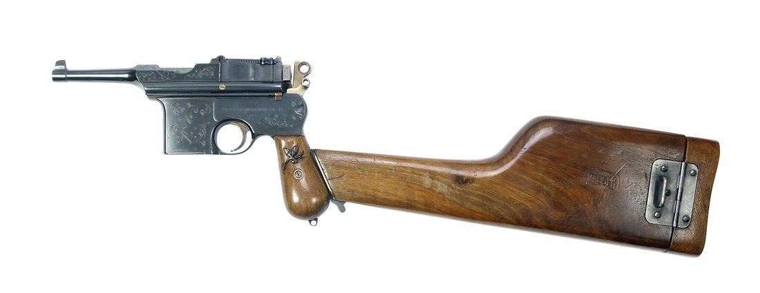 Pistole, Astra, C96 Composite