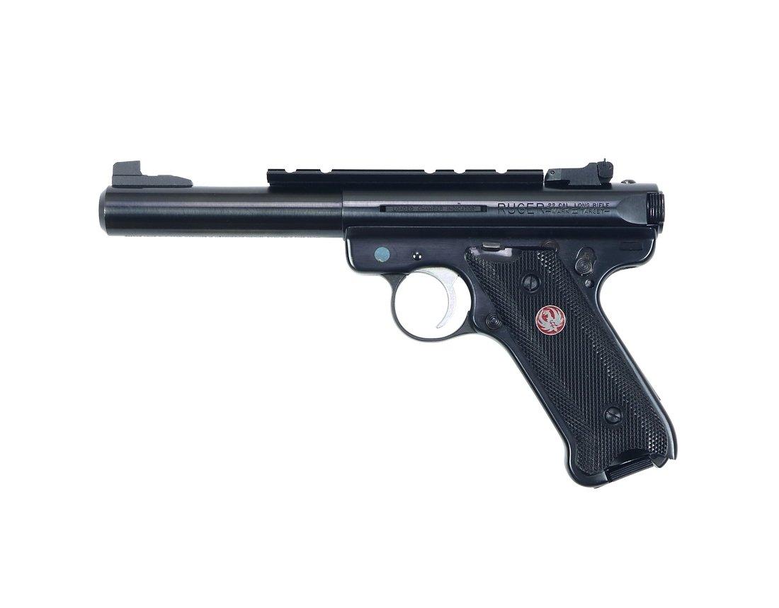 Ruger, MK 3 Target, .22lr,