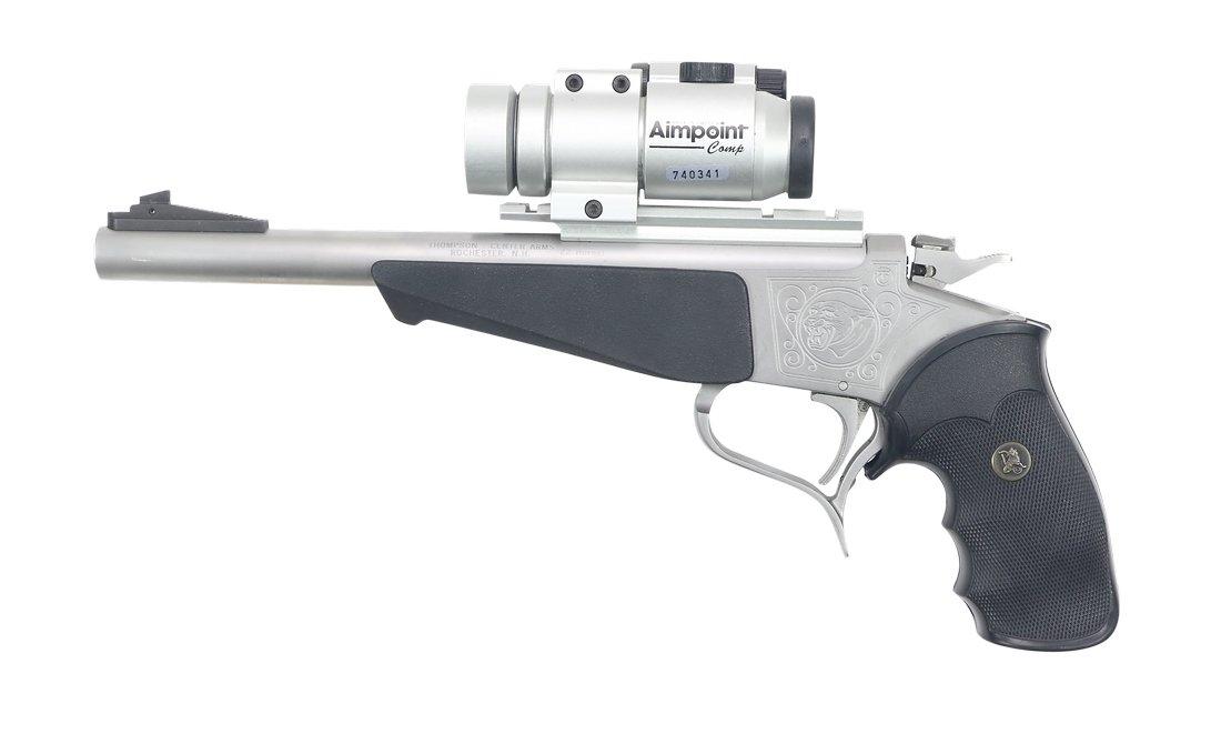 Thompson Contender, .22 Hornet