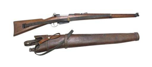 Swiss Cavalry Carbine Mod  1893