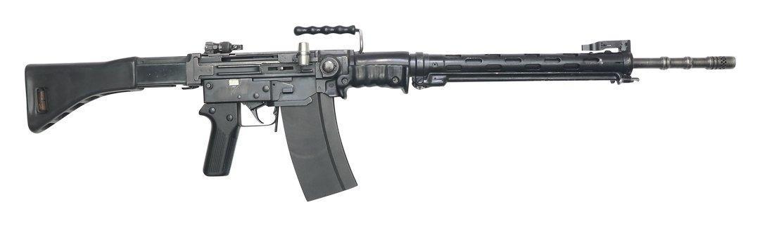 Swiss Assault Rile, SIG, Mod 57