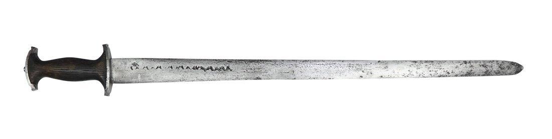 Swiss Sword, 1st Half of 16th cent., L 70cm