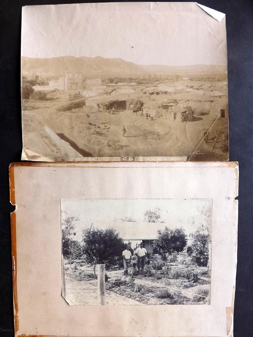 Photographs - Asia, Holy Land etc C1880-1920 Lot of 16 - 2