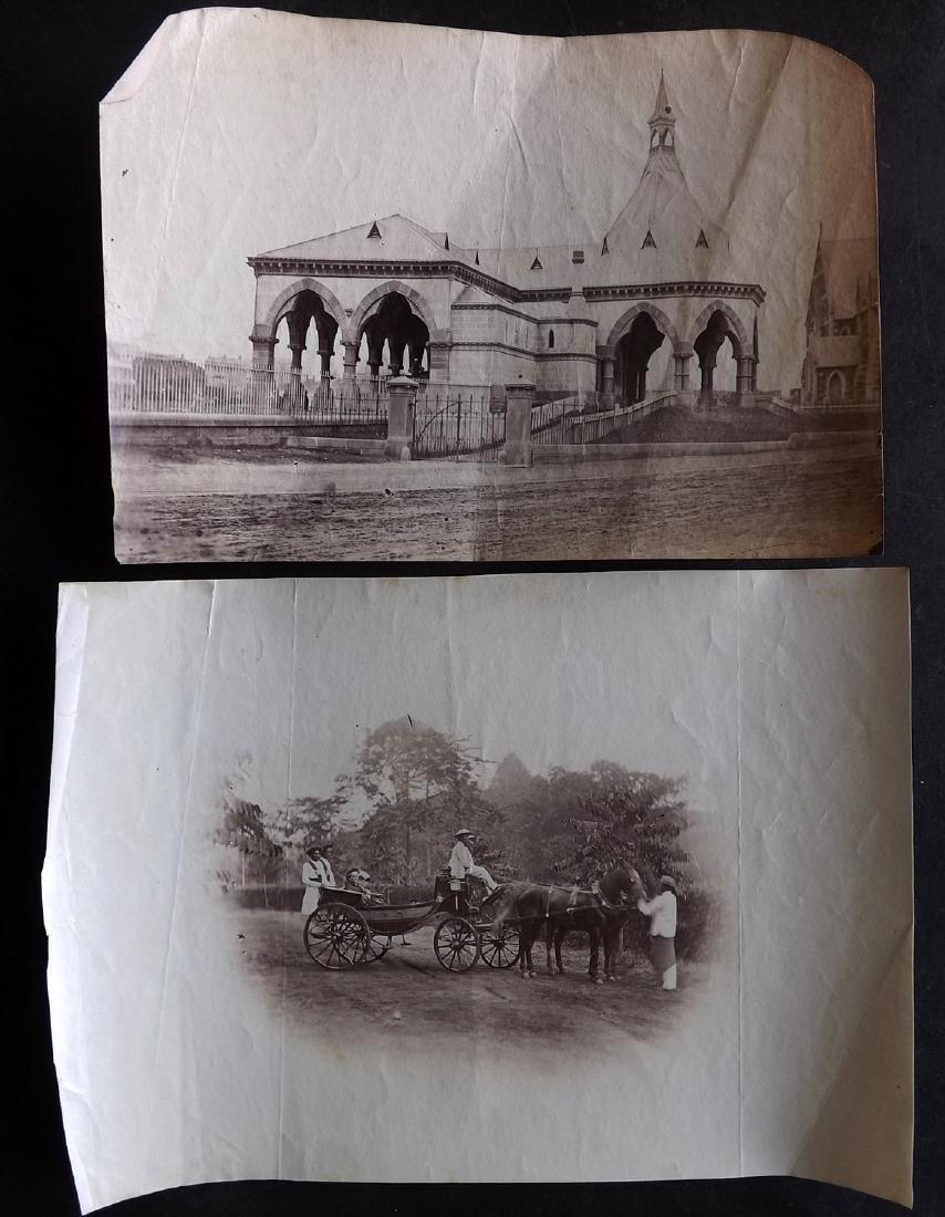 Photographs - Asia, Holy Land etc C1880-1920 Lot of 16 - 3