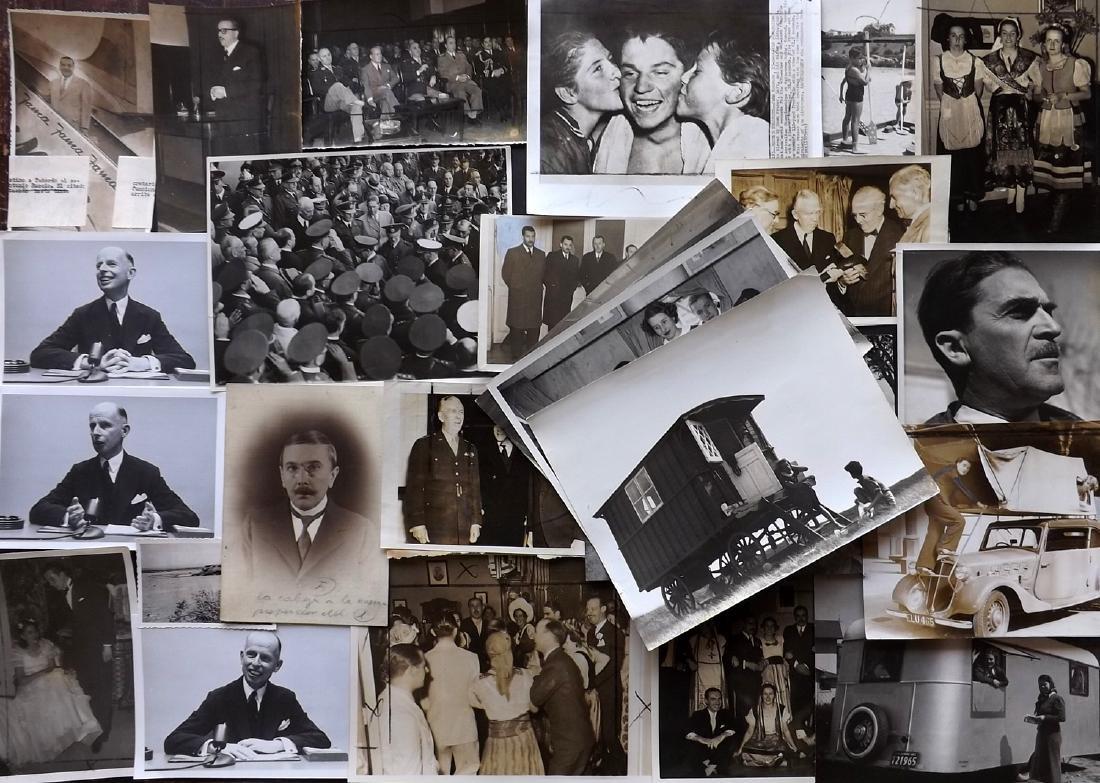 Photographs - Press Photos C1940-60 Lot of 25 Argentina