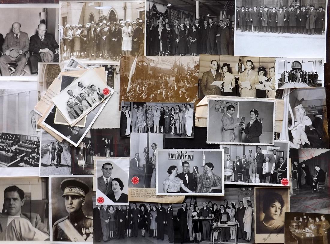 Photographs - Press Photos C1940-60 Lot of 30 Argentina