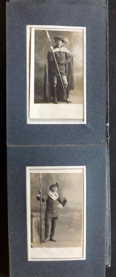 Photo Albums C1920's/30's Group of 5. Many Photos - 2