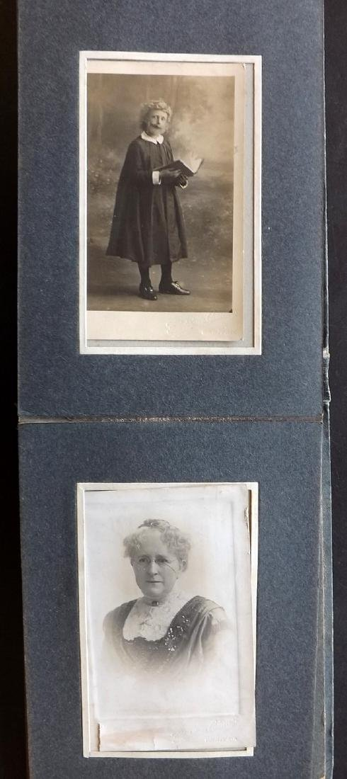 Photo Albums C1920's/30's Group of 5. Many Photos - 3