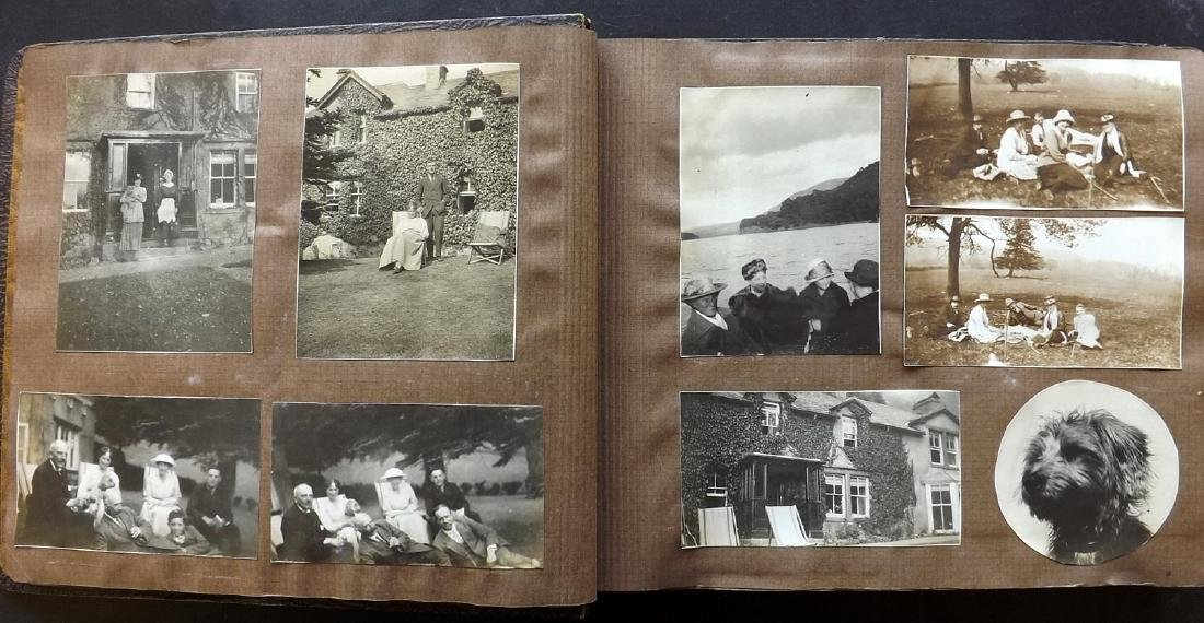 Photo Albums C1920's/30's Group of 5. Many Photos - 6